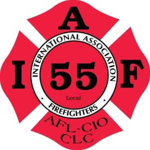 IAFF 55 logo1