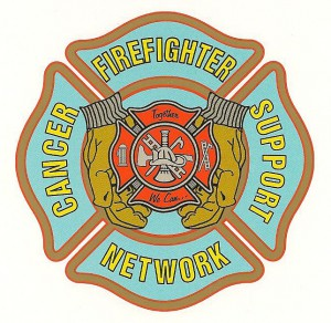 Firefighter Cancer Support Logo