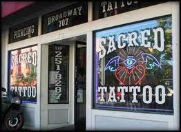 Sacred Tattoo